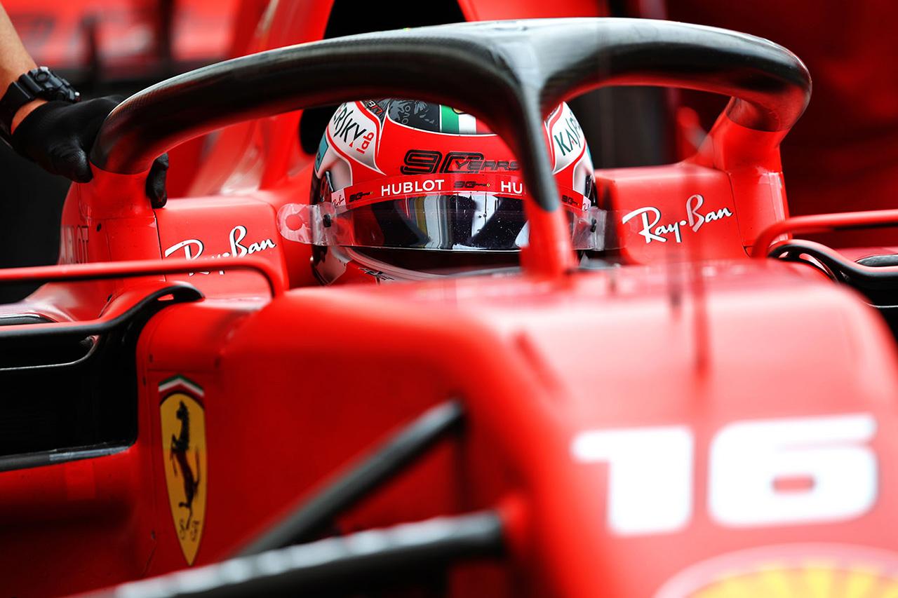 F1イタリアGP 予選