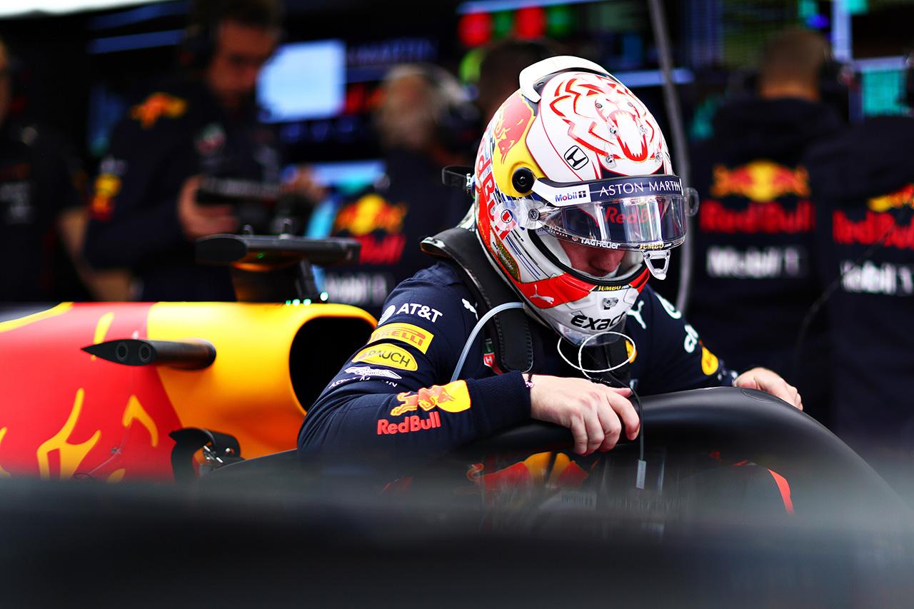 F1 マックス・フェルスタッペン、ホンダF1のスペック4に好感触「大きな前進」