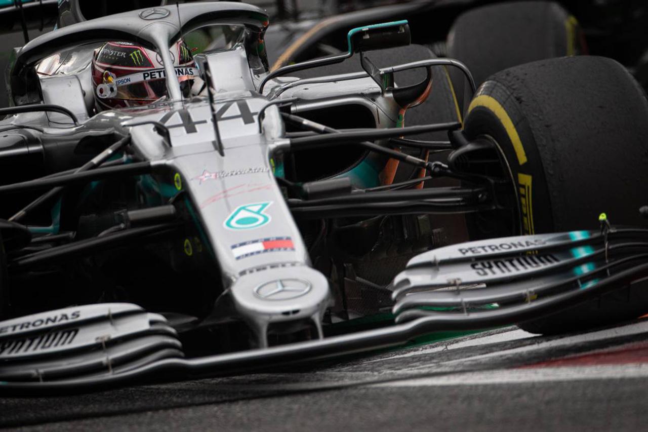 F1 ルイス・ハミルトン 「レースペースでフェラーリと戦えるはず」