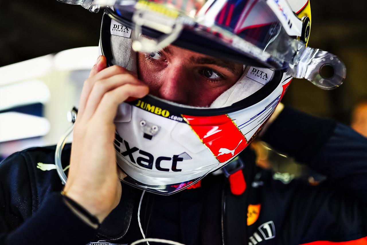 F1 マックス・フェルスタッペン「スペック4で全開アタックできないのは残念」