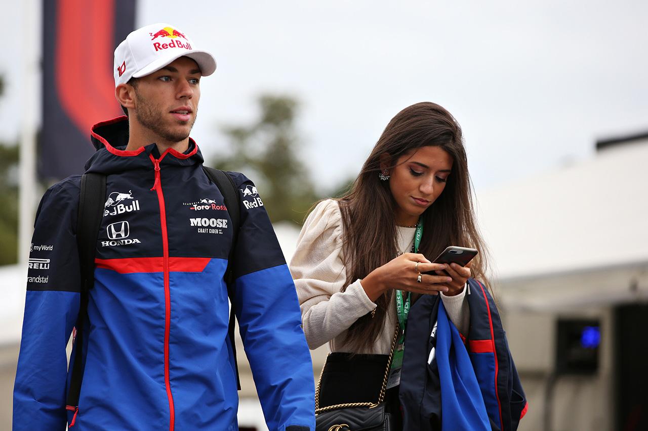 ピエール・ガスリー 「ドライで7番手はポジティブな結果」 / F1イタリアGP