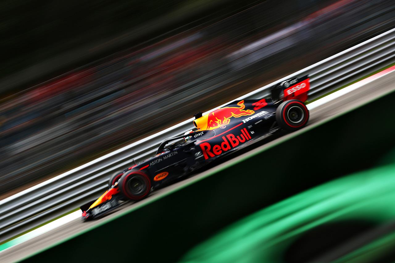 F1イタリアGP 予選Q1 結果