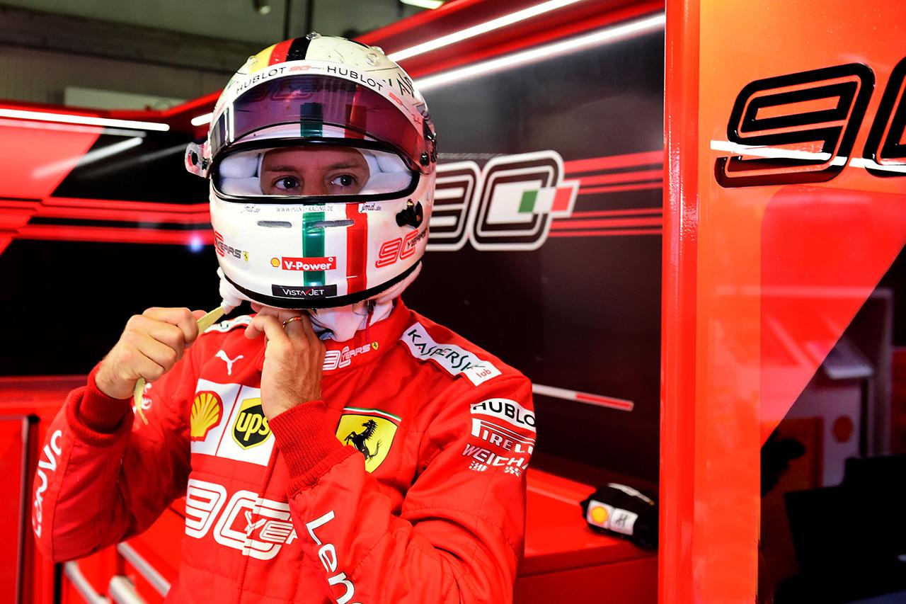 F1 セバスチャン・ベッテル 「自分たちの弱点や集中すべき部分はわかっている」