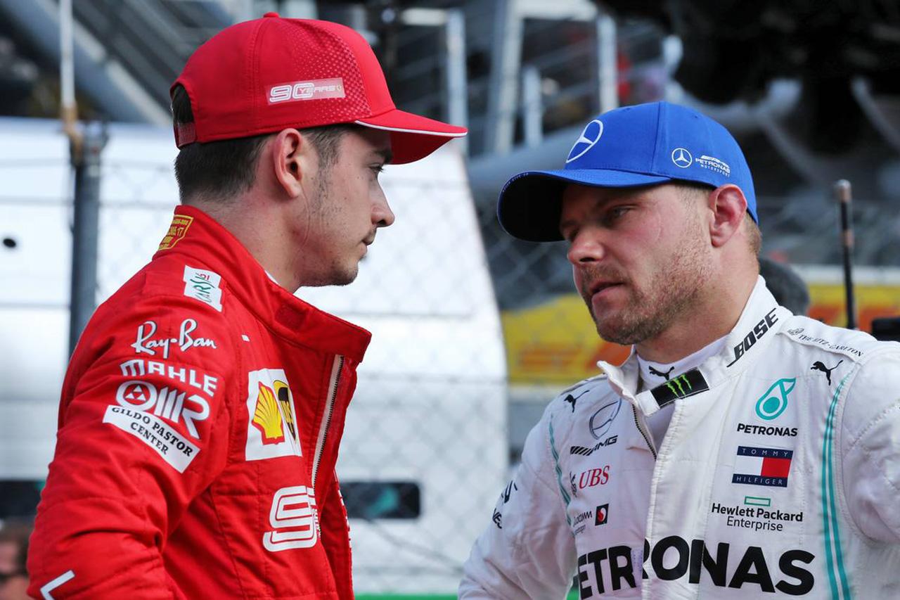 F1 バルテリ・ボッタス、予選3番手 「明日はフェラーリ2台と戦える」