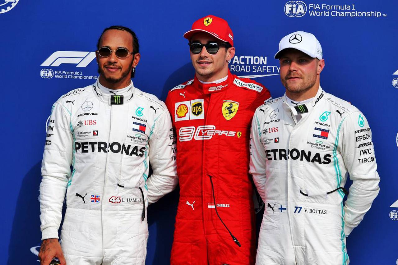 F1 イタリアGP 予選