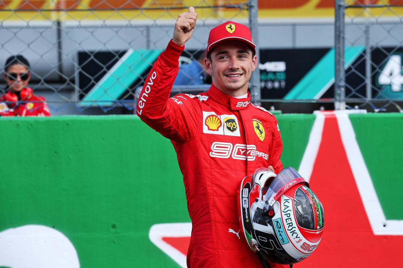 F1 フェラーリ、シャルル・ルクレールと年間10億円の大型契約を準備
