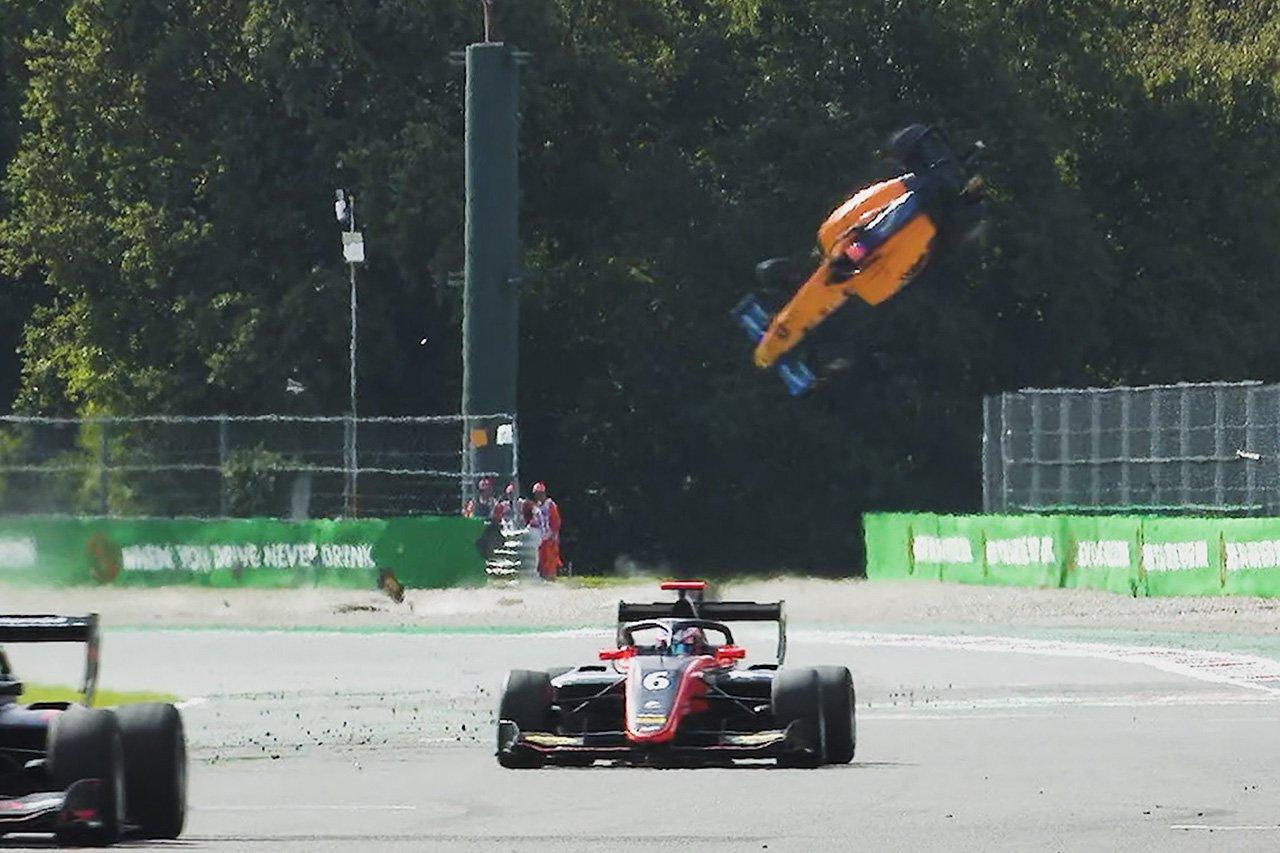 F1 ピエール・ガスリー「F3の事故を見てヘイローへの考え方が変わった」