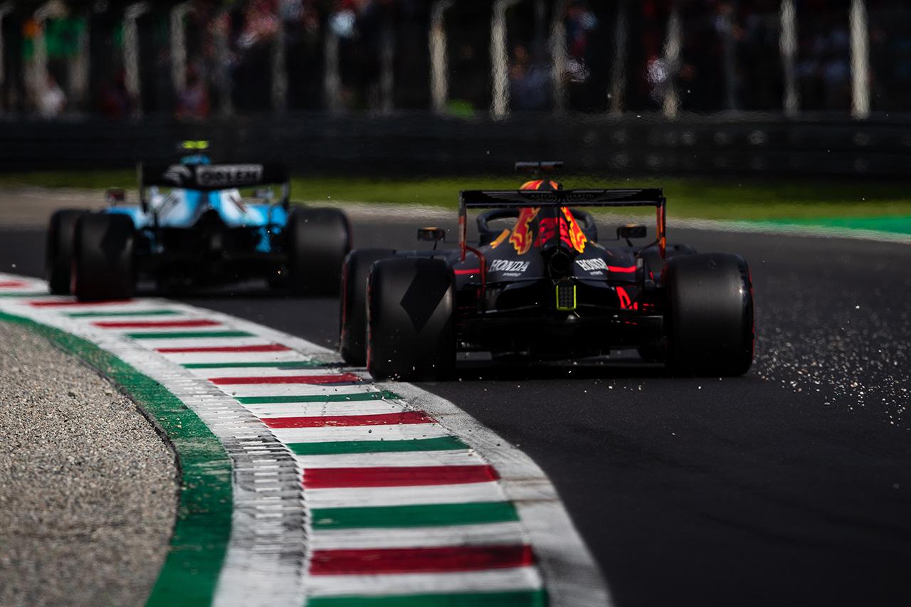 F1イタリアGP 決勝