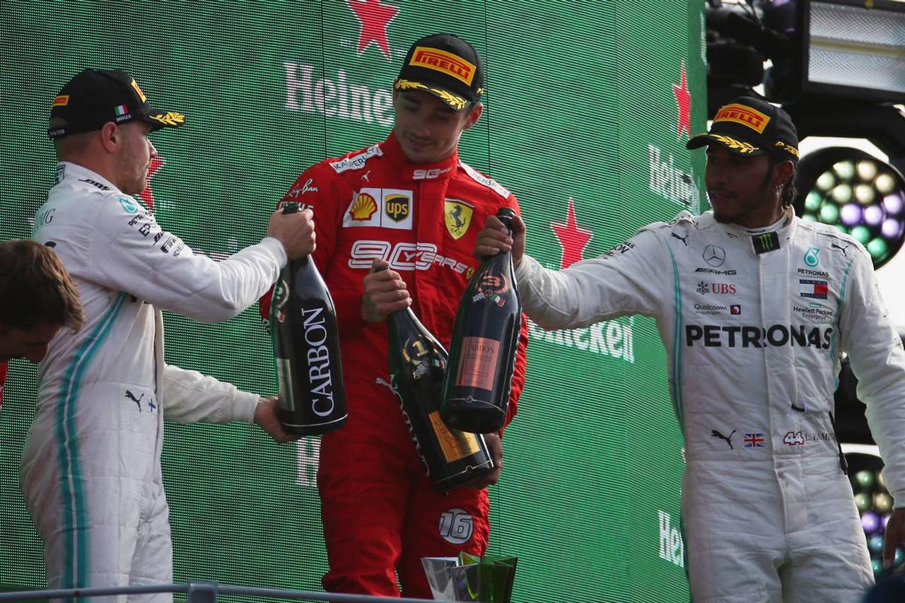F1 イタリアGP 決勝