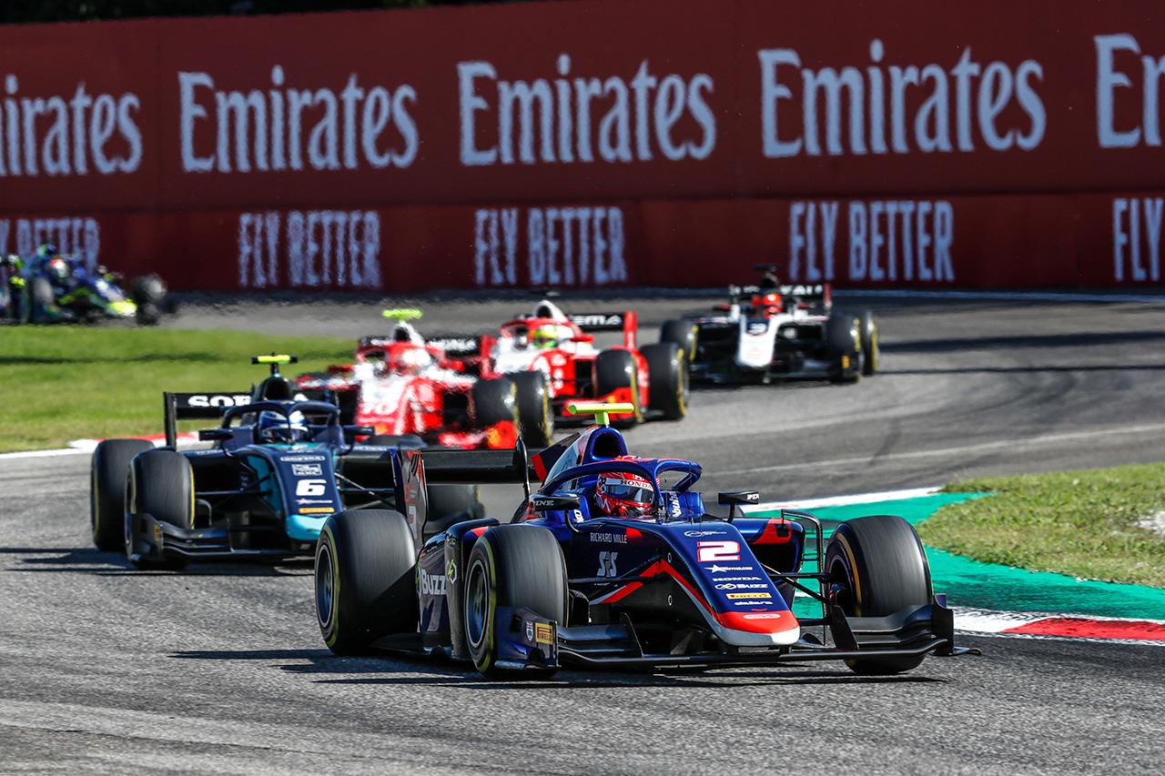 F2イタリア大会レース2