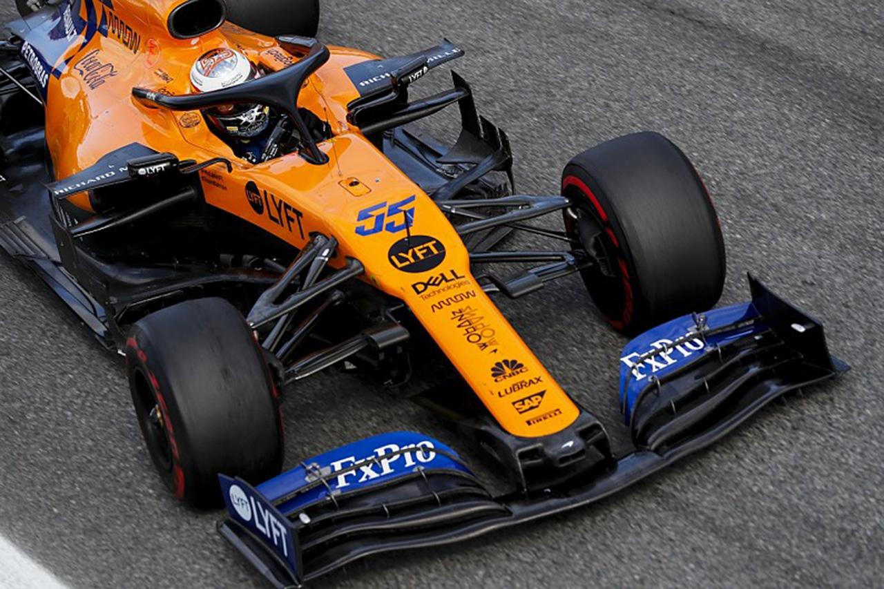 F1 マクラーレン、サインツのアンセーフリリースで60万円の罰金
