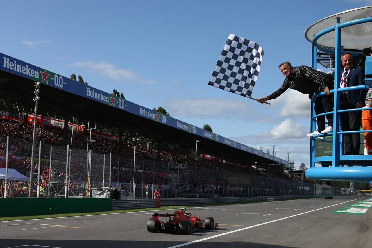 2019年 F1 イタリアGP 決勝