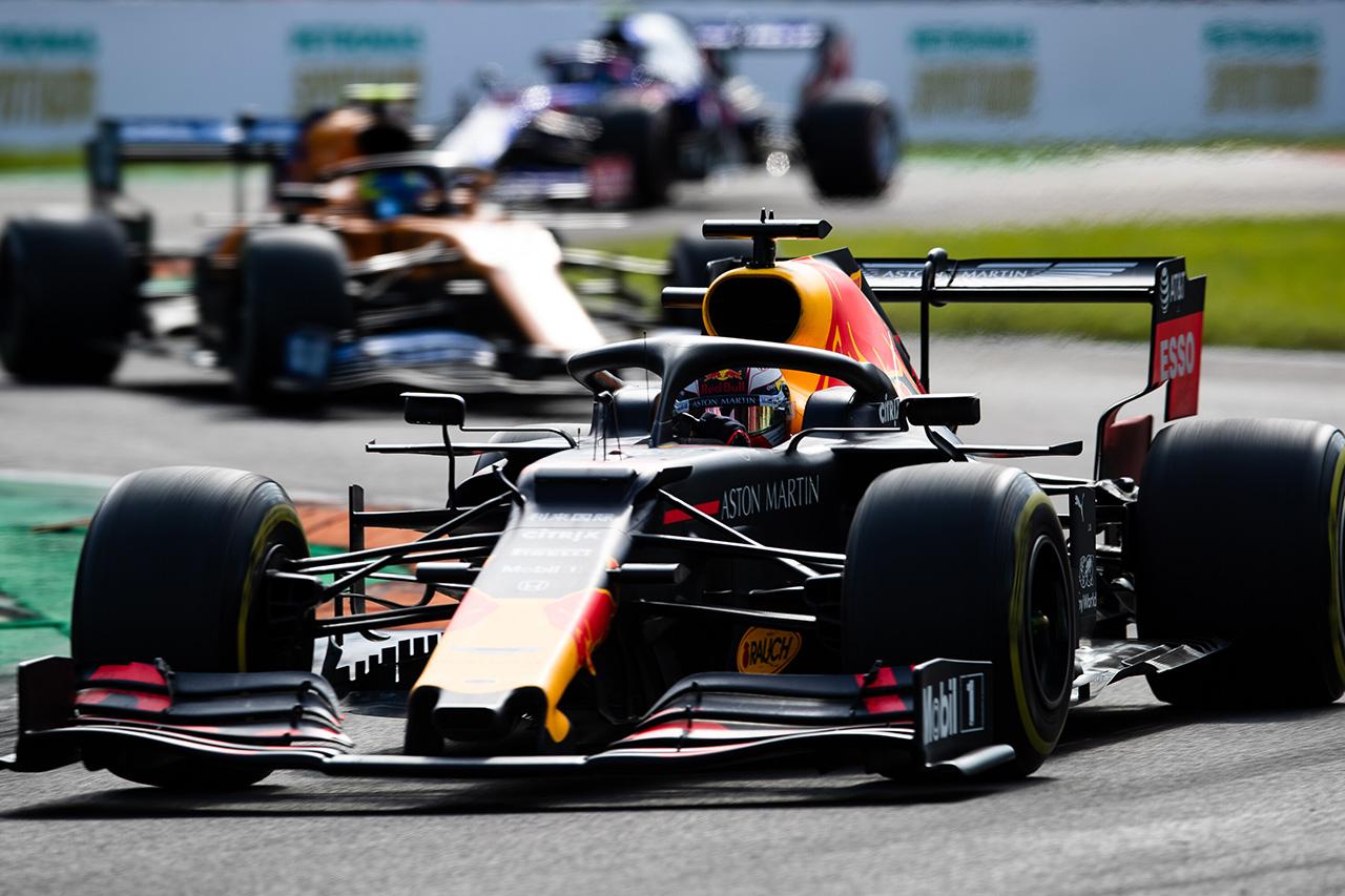 F1 レッドブル・ホンダ 「両ドライバーともに良い巻き返しを見せてくれた」