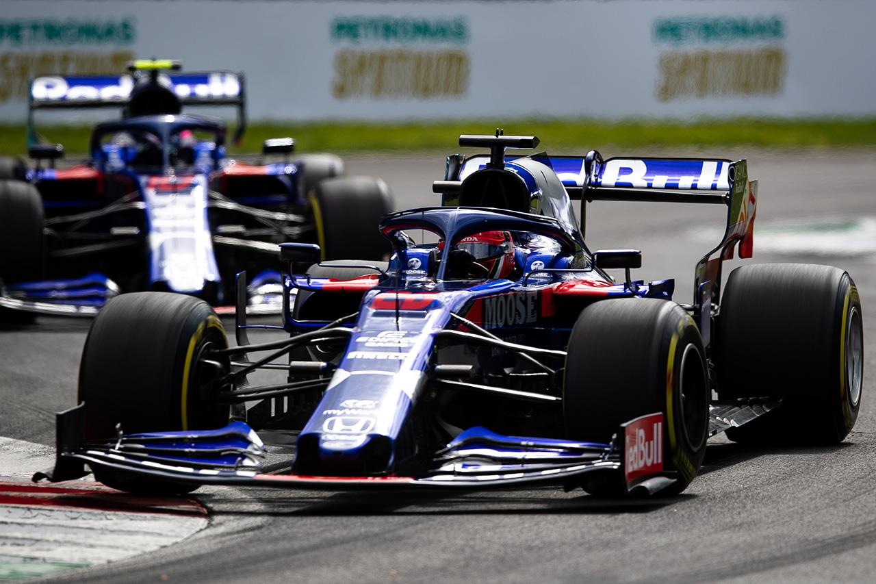 トロロッソ・ホンダ 「非常に期待外れなレース週末」 / F1イタリアGP