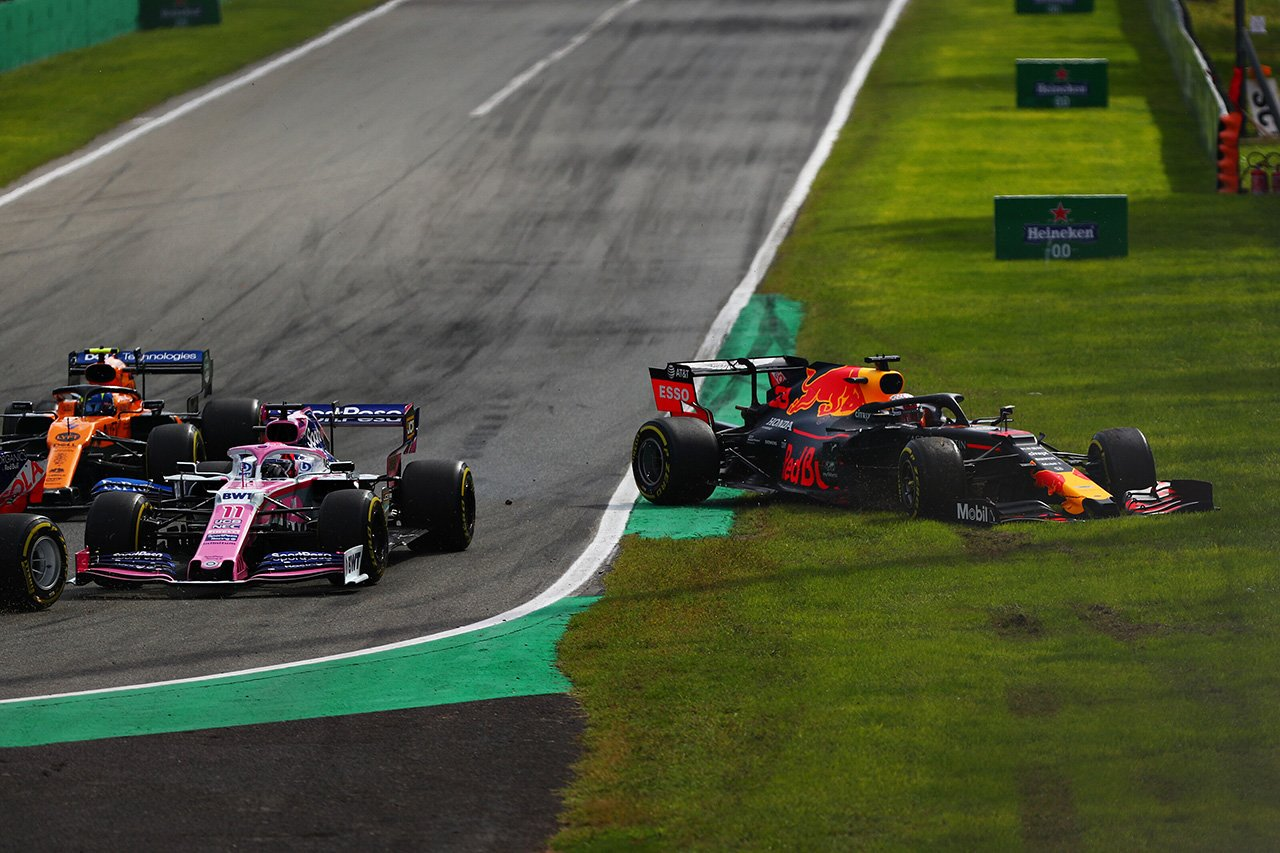 F1 マックス・フェルスタッペン、8位まで挽回も「僕らのレースではなかった」
