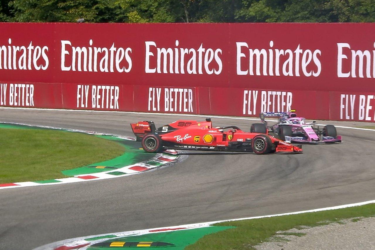 F1レースディレクター、ベッテルとストロールのペナルティの違いを説明