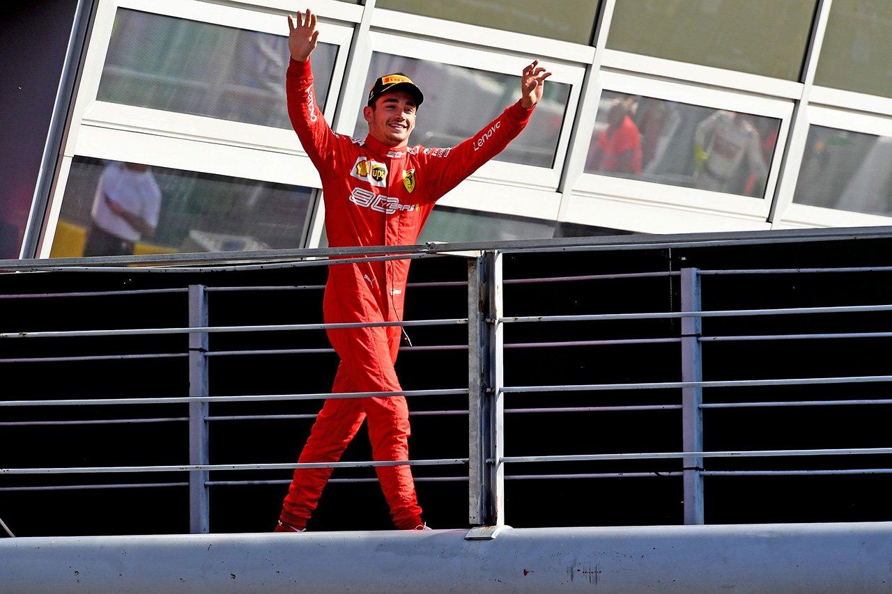 F1 シャルル・ルクレール、ビアンキとのフェラーリ初訪問を回顧