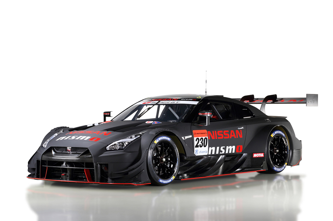 日産、2020年SUPER GTマシン「NISSAN GT-R NISMO GT500」を初公開