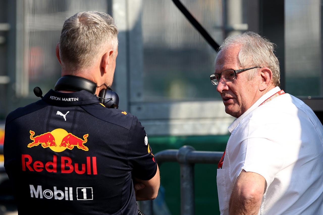 F1 レッドブル 「2012年末にハミルトンを獲得しなかったのは失敗だった」