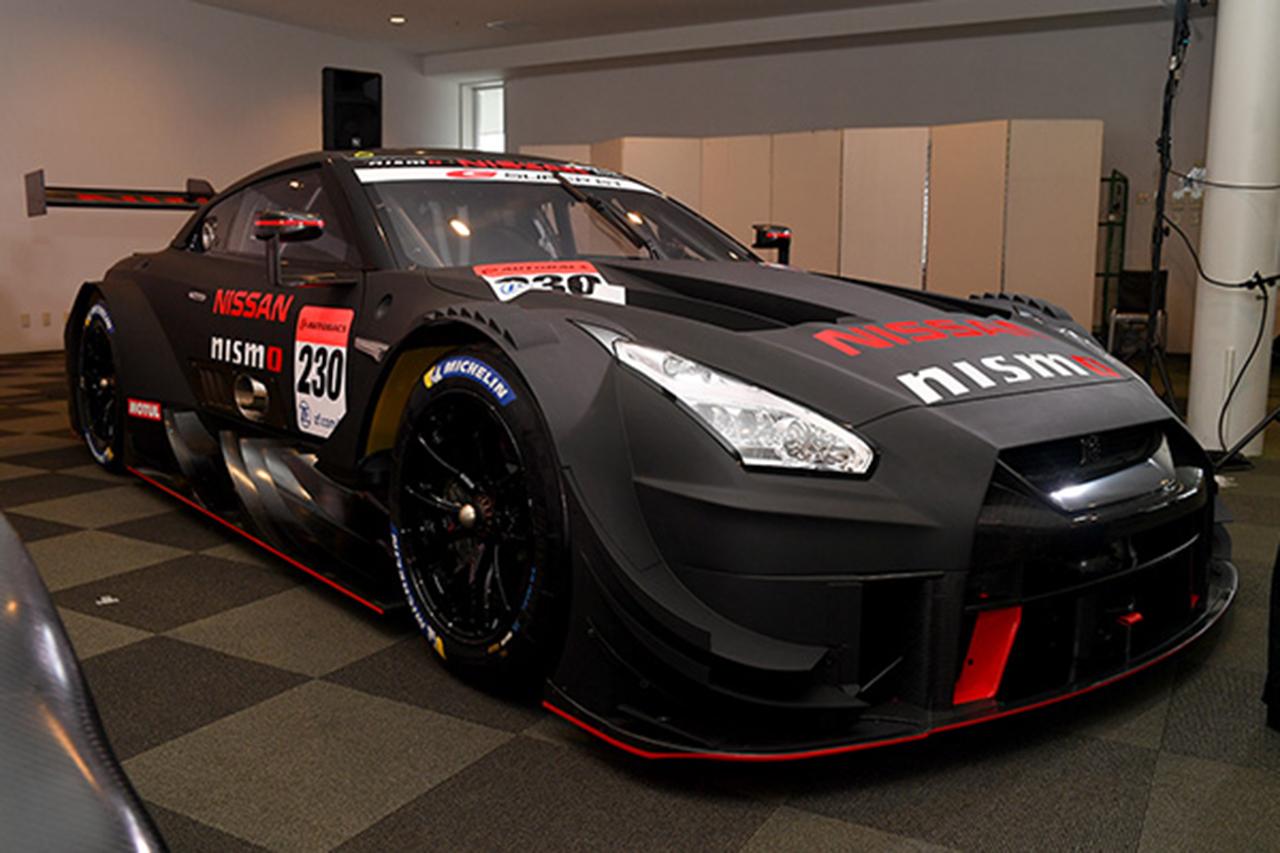 SUPER GT 2020年 日産 GT-R NISMO GT500