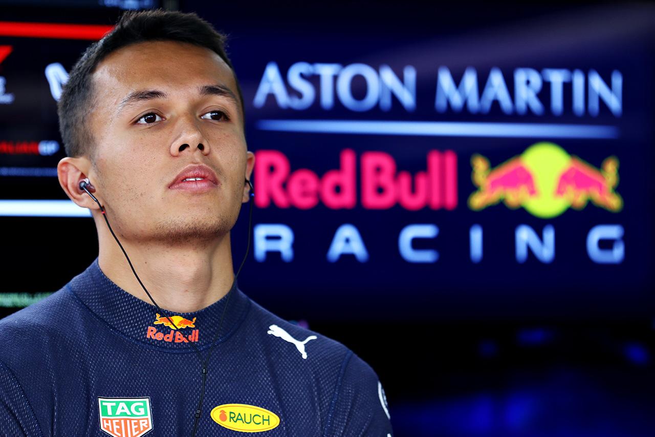F1 アレクサンダー・アルボン 「レースペースではフェルスタッペンに近づいている」