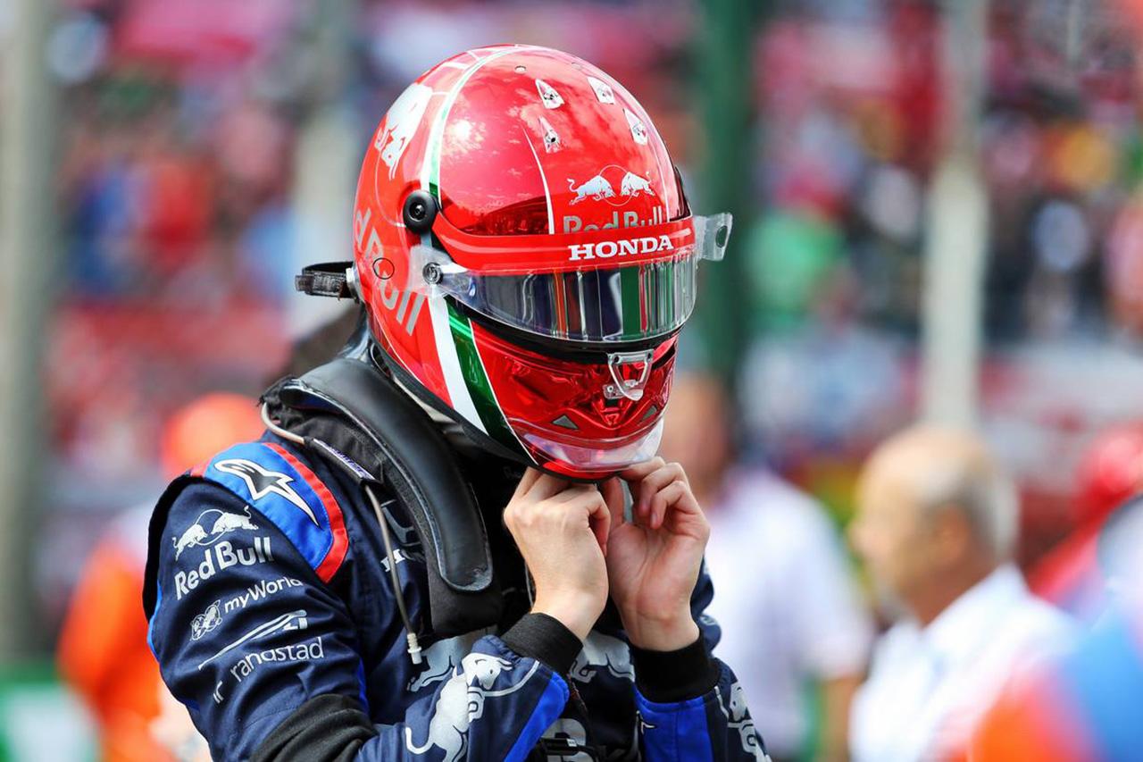 F1 ダニール・クビアト、アレクサンダー・アルボンの活躍にまたも恨み節