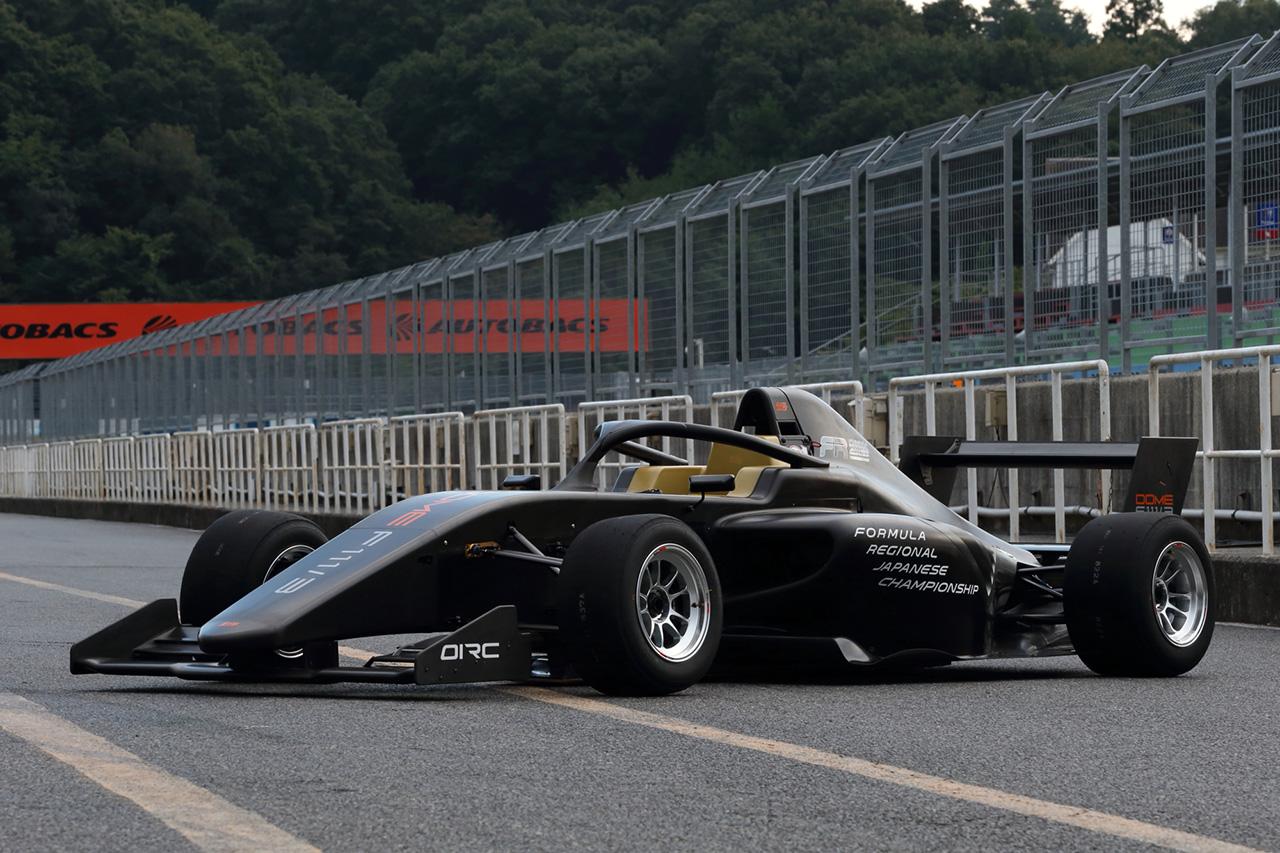 フォーミュラ・リージョナル規格レース車両『童夢F111/3』が完成