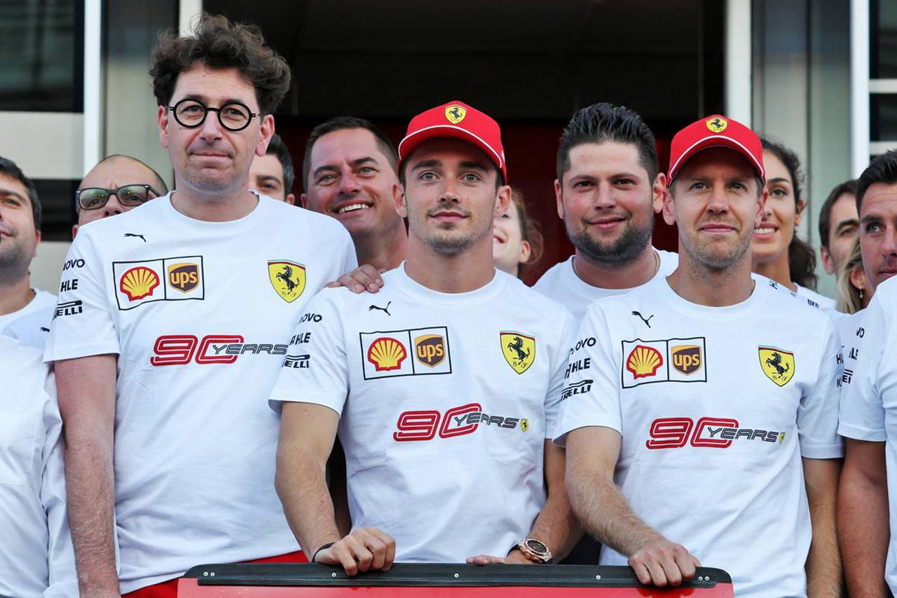 フェラーリF1代表がルクレールの優勝後に無線で『君を許す』と伝えた訳
