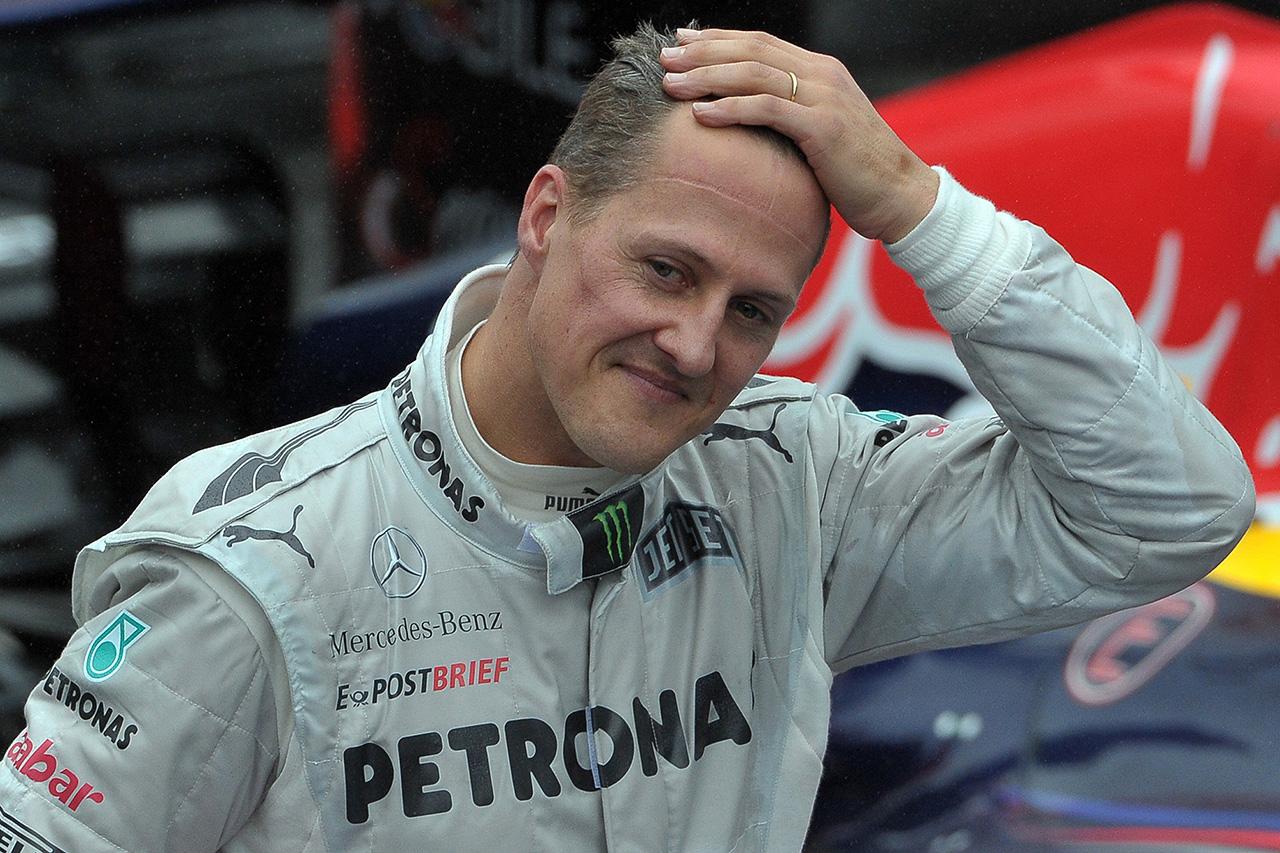 F1 「ミハエル・シューマッハに知覚反応はある」と担当看護師