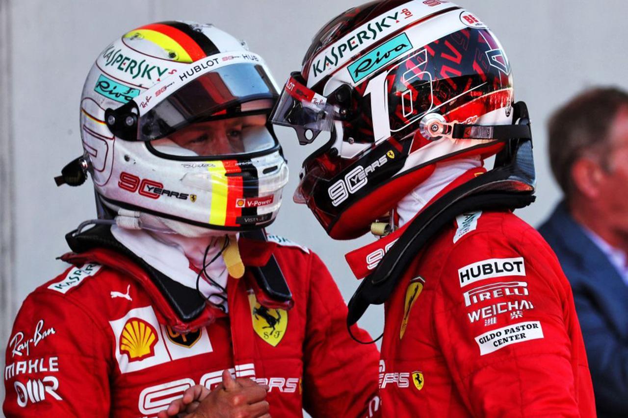 F1 「ベッテルはもうルクレールを頼ることはできない」とベルガー