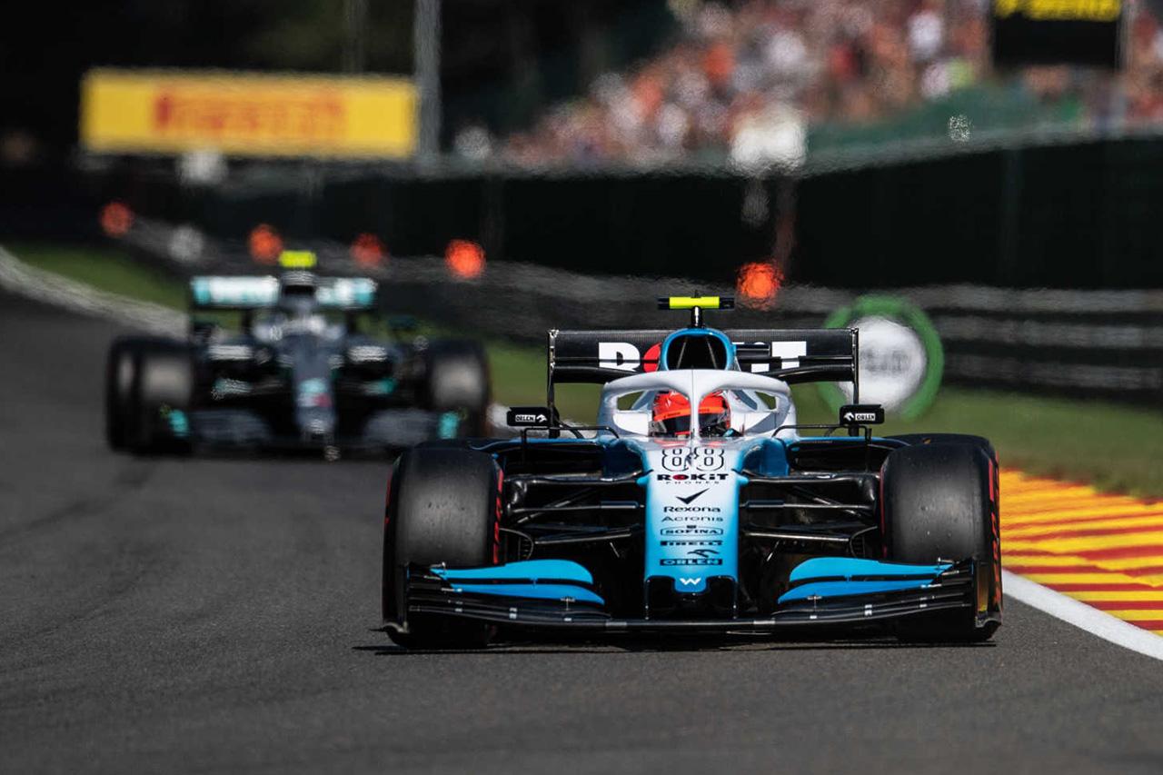 ウィリアムズ、メルセデスとのF1エンジン契約を2025年まで延長