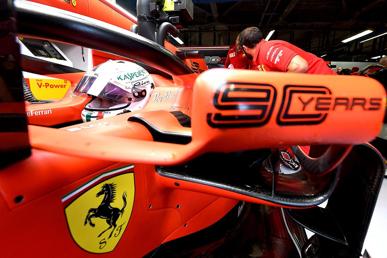 F1 ファン・パブロ・モントーヤ「ベッテルの問題はメンタルではなく技術面」