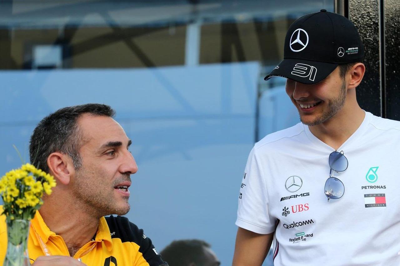 ルノーF1 「ようやく若いドライバーを迎えられるチーム体制が整った」