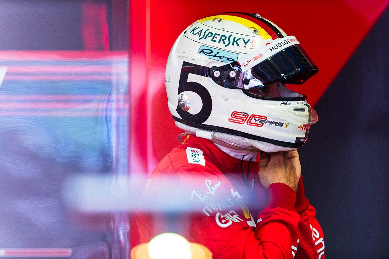 F1 ロス・ブラウン 「フェラーリはベッテルをサポートしなければならない」