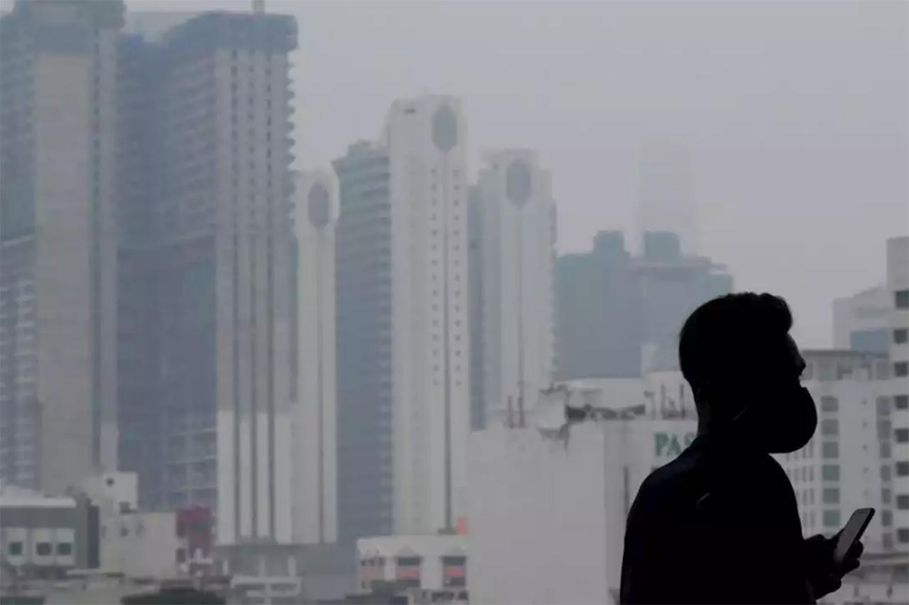 F1シンガポールGP、煙霧による大気汚染への対応を迫られる