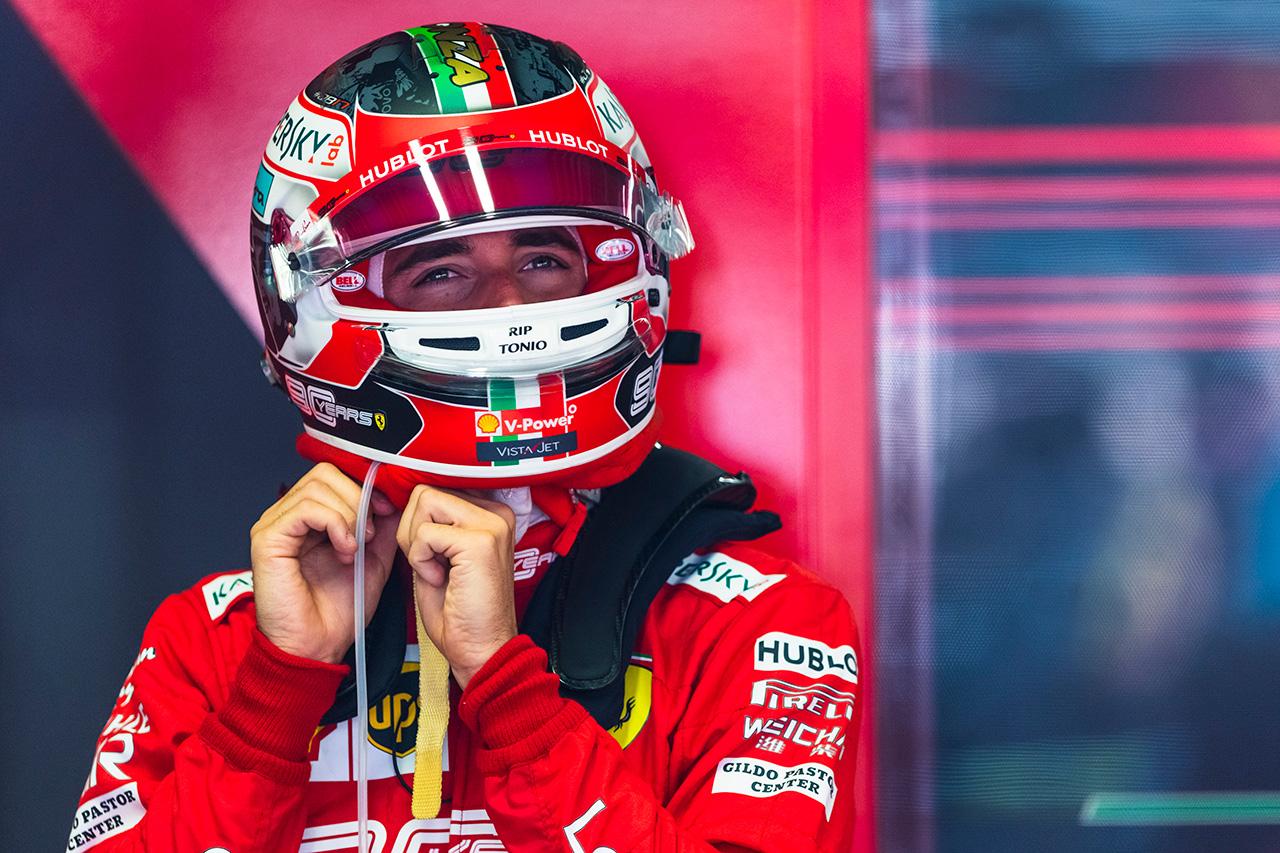 F1 ジャン・トッド「ルクレールにはシューマッハと同じリーダーの資質がある」
