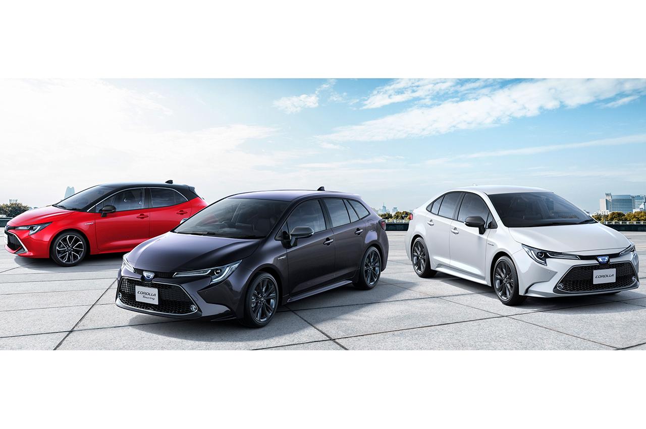 トヨタ、カローラ&カローラ ツーリングをフルモデルチェンジ