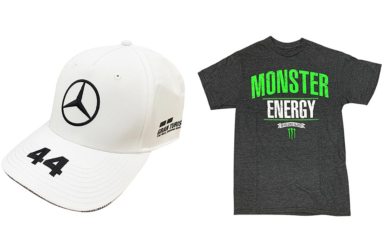 BUY MONSTER, WIN the GEAR! キャンペーン