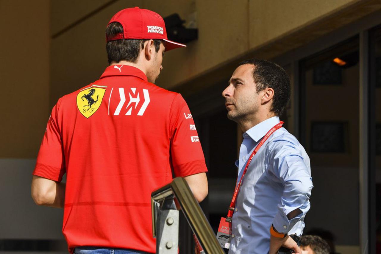 F1 シャルル・ルクレールのマネージャー、政治的な影響力を否定