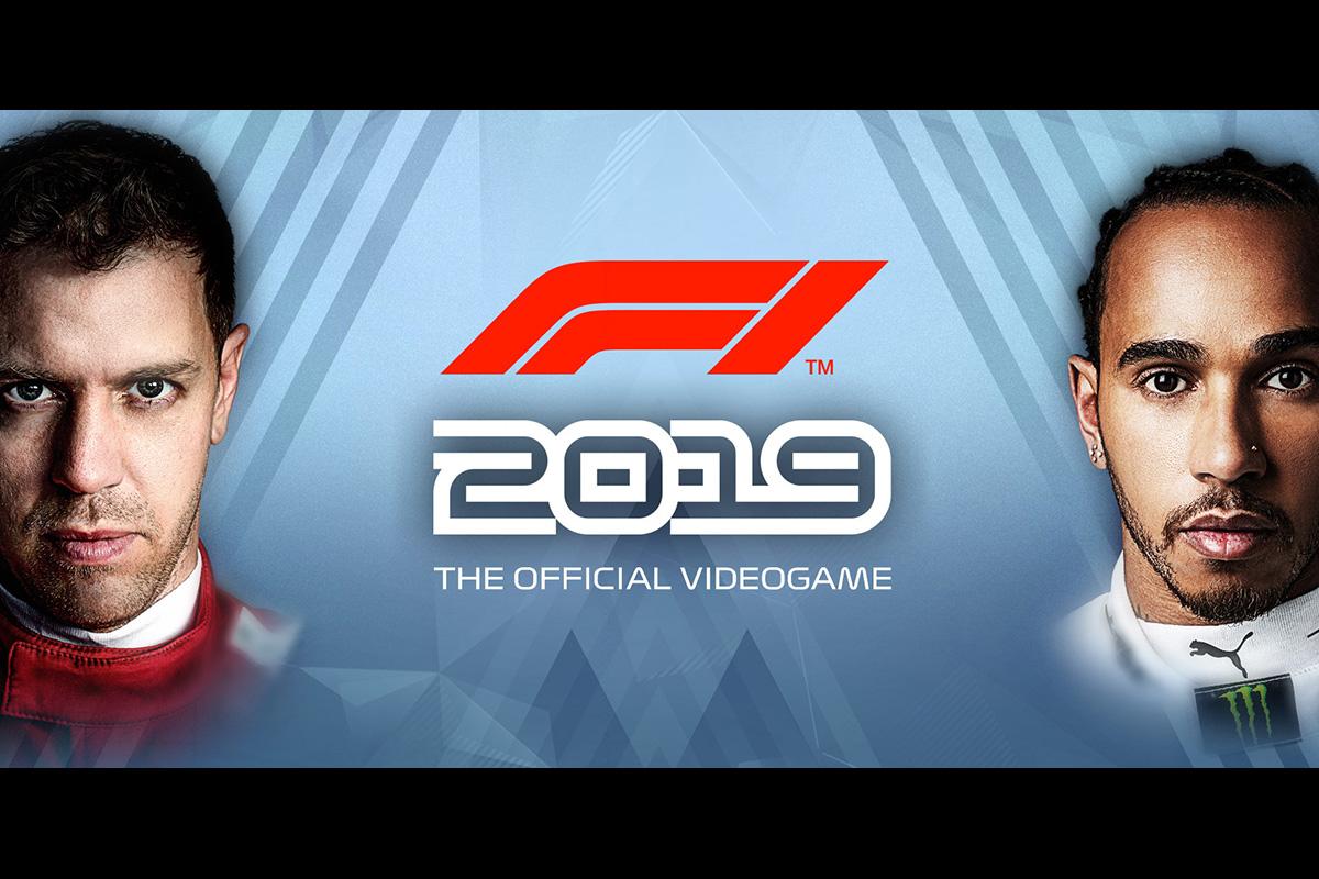 F1公式ゲーム『F1 2019』 日本語パッケージ版の発売が開始