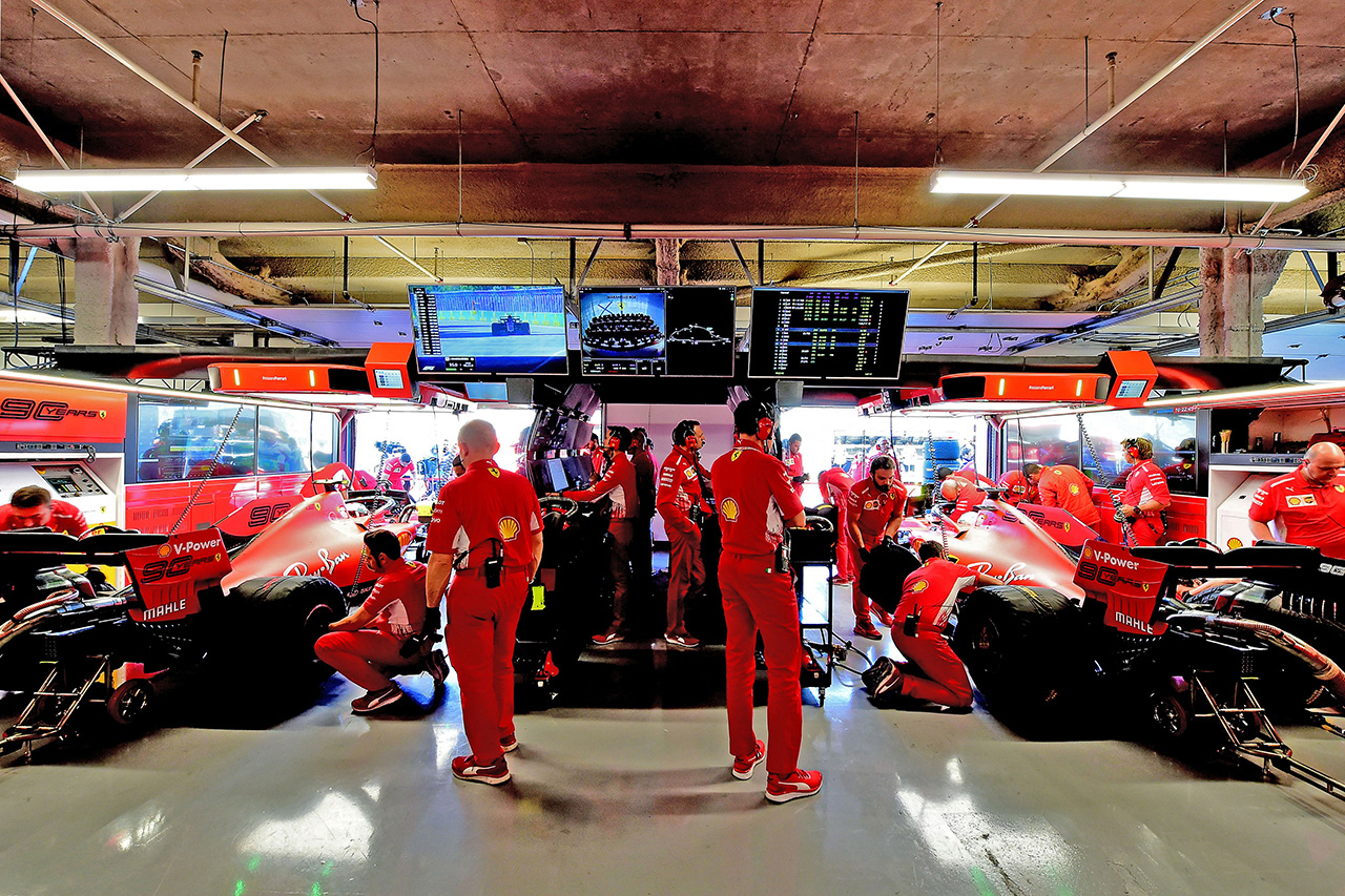 フェラーリ 「ようやく2019年F1マシンのコンセプトを理解し始めている」