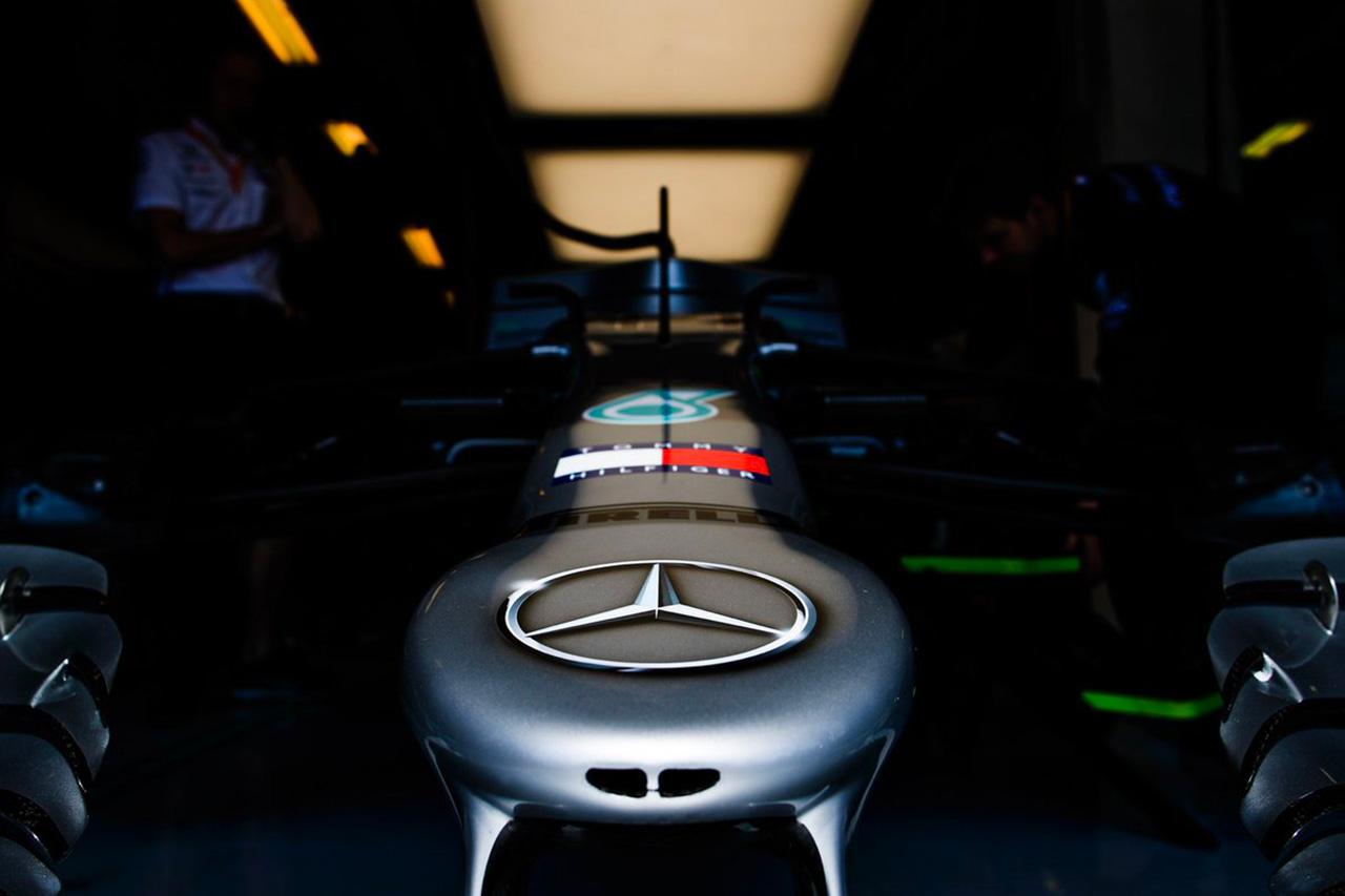 メルセデスF1 「シンガポールはフェラーリとレッドブルとの接戦になる」