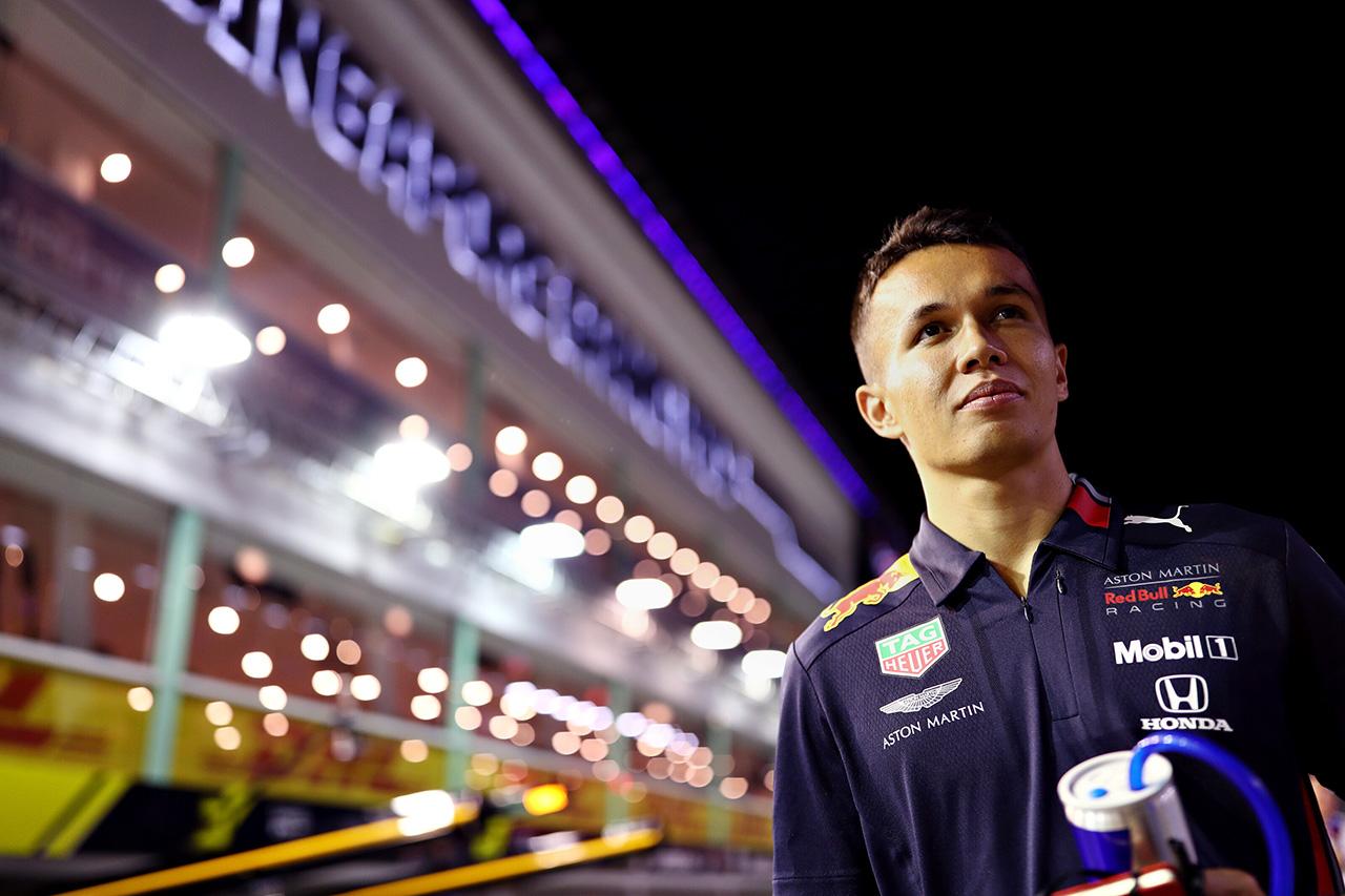 F1 アレクサンダー・アルボン 「RB15には慣れてきている。課題はサーキット」