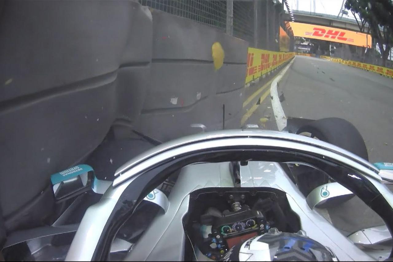 【動画】 F1シンガールGP フリー走行1回目 ハイライト
