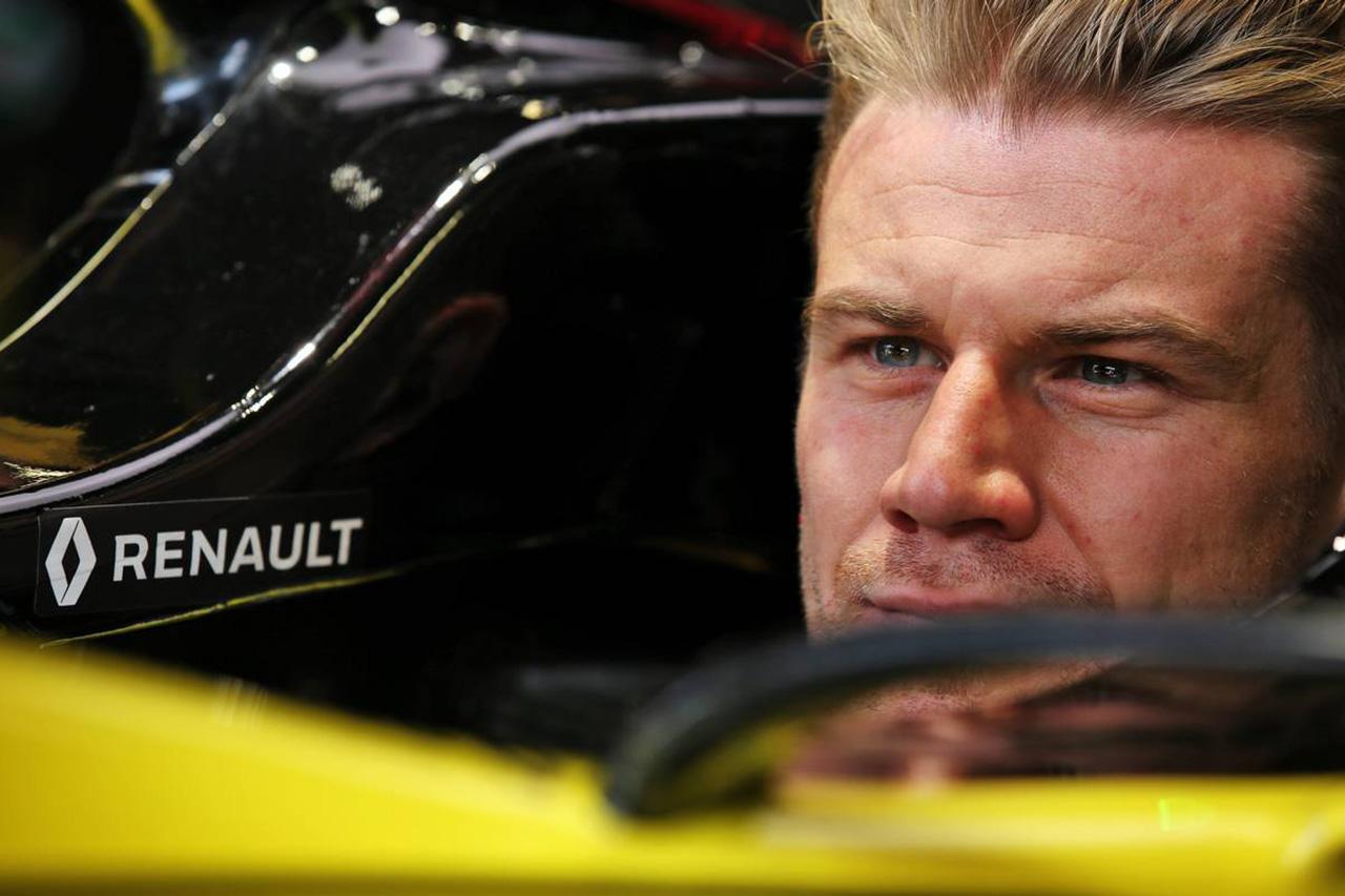 F1 ニコ・ヒュルケンベルグ 「F1での将来は自分の手の及ぶものではない」