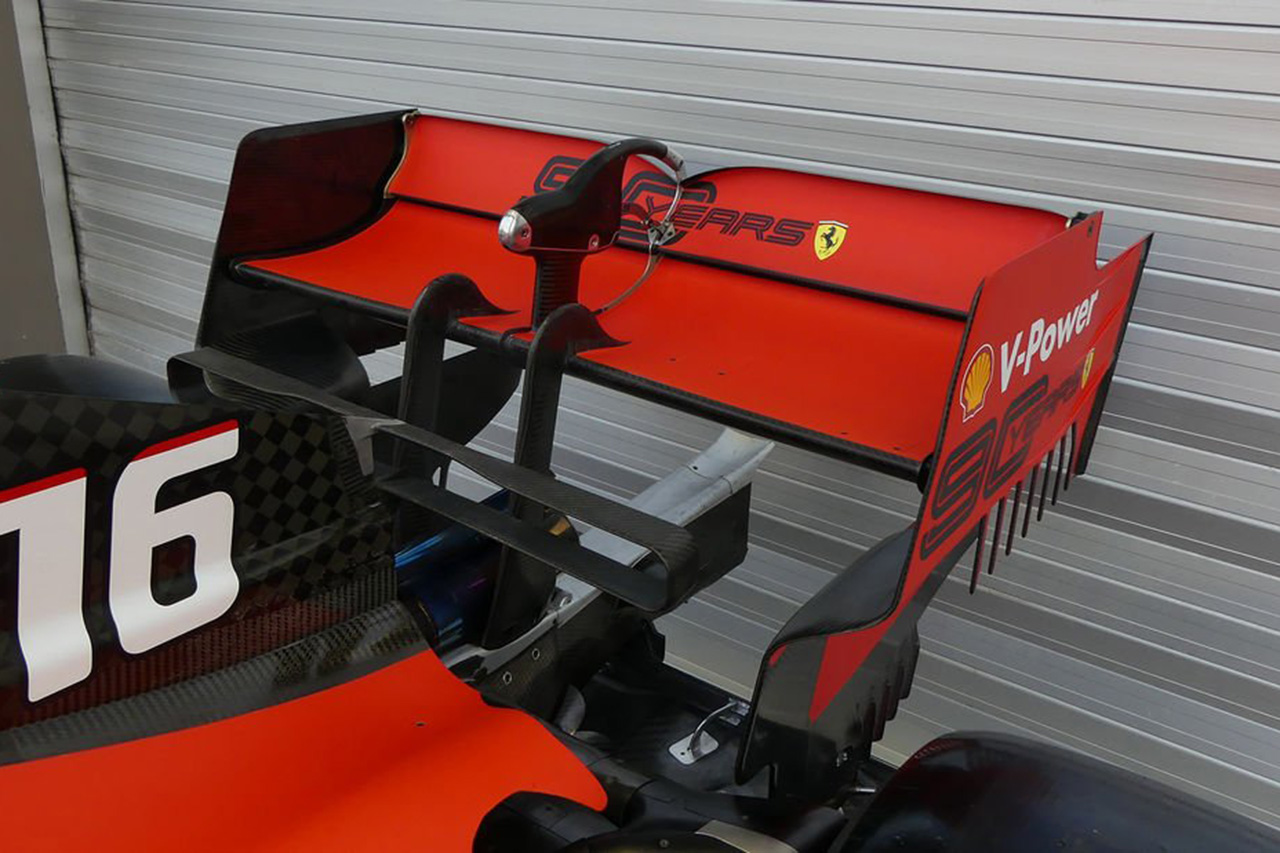 Ferrari SF90 (2019 F1 Singapore GP)