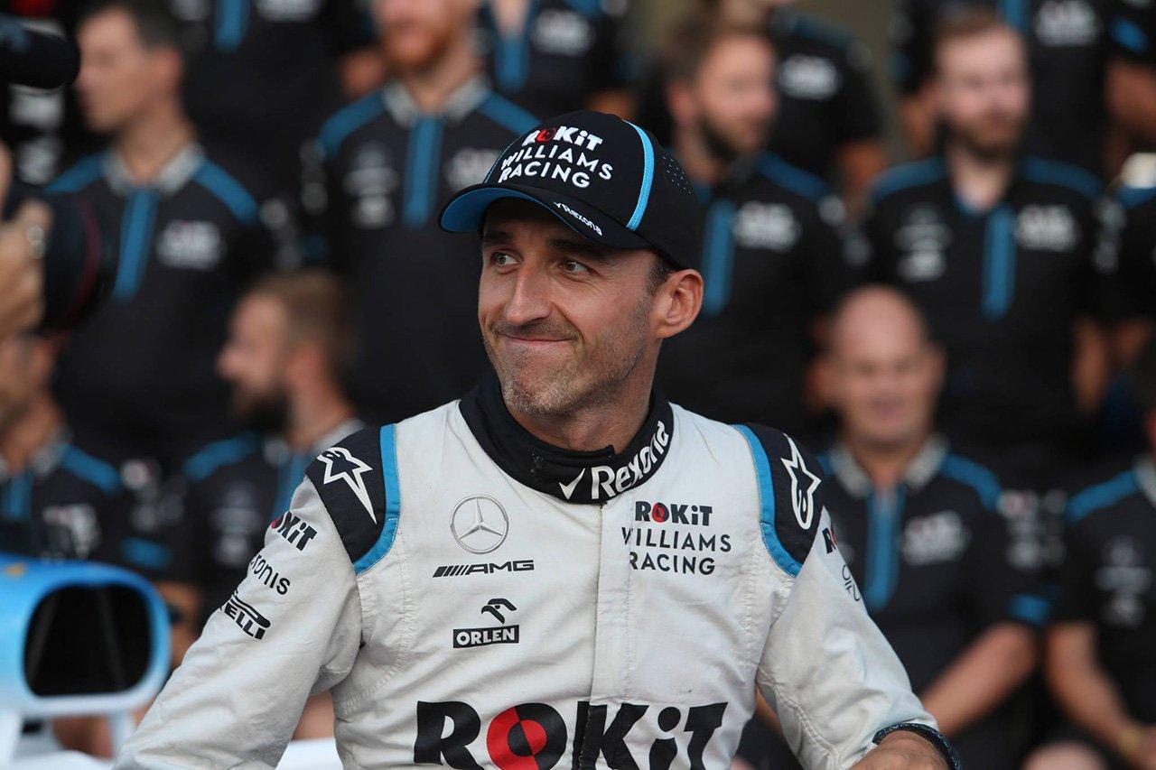 F1 ロバート・クビサ 「ウィリアムズ離脱は純粋に僕の決断」
