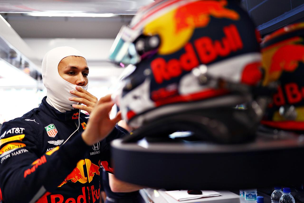 F1 アレクサンダー・アルボン 「レッドブルと2020年の話はしていない」