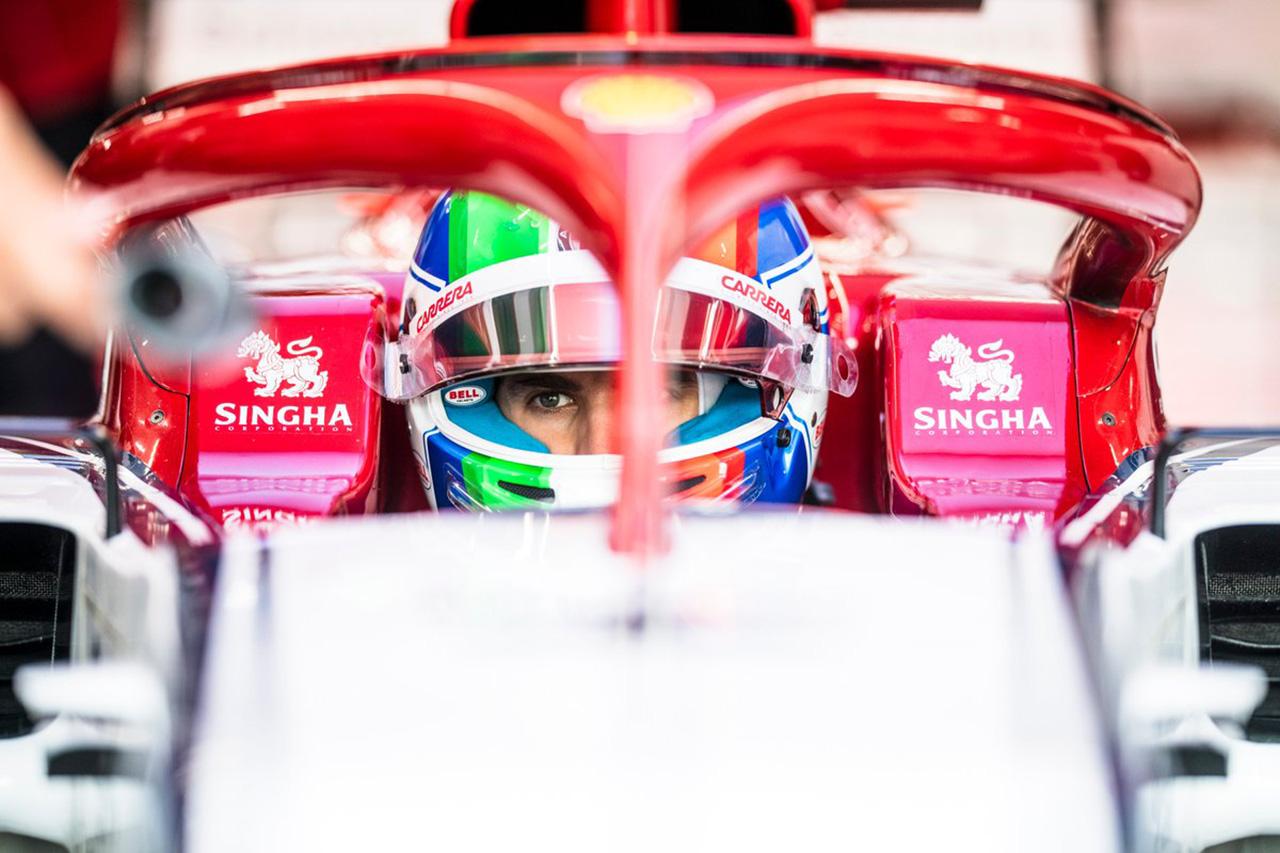 F1 アントニオ・ジョビナッツィ 「シート喪失の危機は把握している」