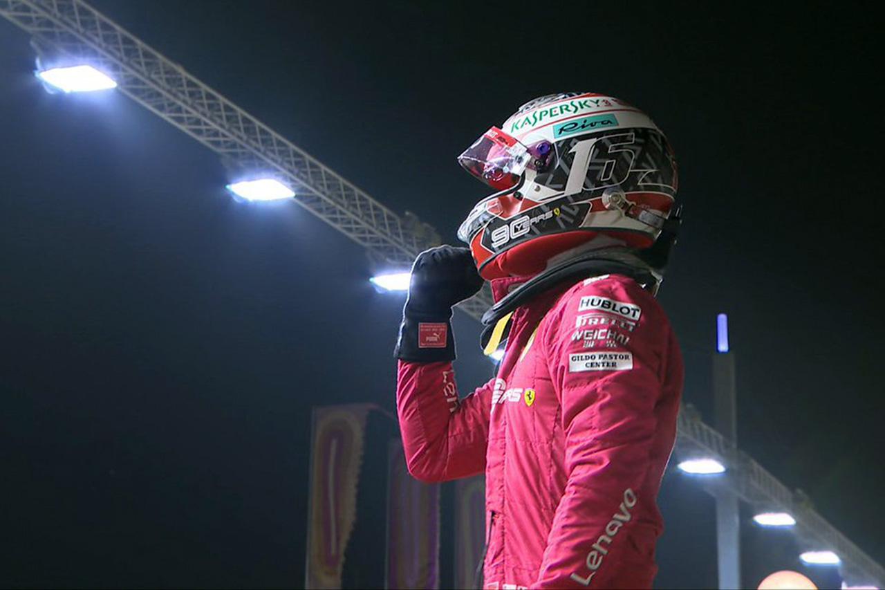 【速報】 F1シンガポールGP 予選 結果/順位 … ルクレールが3戦連続PP獲得